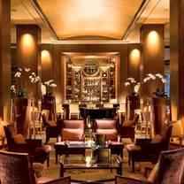 photo of lobby lounge - conrad centennial singapore restaurant