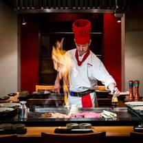 photo of benihana at fairmont royal york restaurant