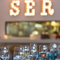 foto von ser restaurant