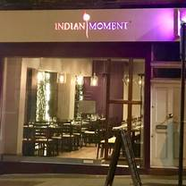 photo of indian moment – battersea rise restaurant
