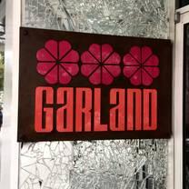 photo of garland restaurant