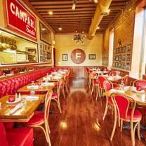 foto von franco's ristorante restaurant