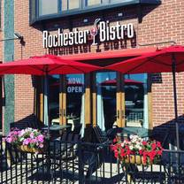photo of rochester bistro restaurant