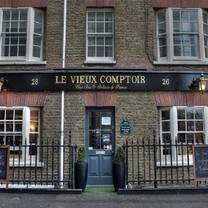 photo of le vieux comptoir restaurant