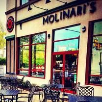 photo of molinari's restaurant