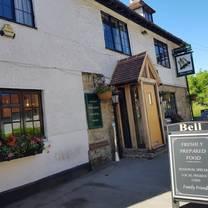 foto van the bell inn restaurant