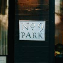 photo of no. 9 park restaurant