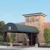 photo of cafe madison restaurant