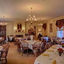 photo of science hill inn restaurant