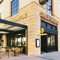 photo of great maple - pasadena restaurant