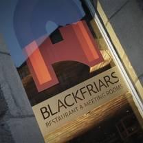 photo of blackfriars restaurant restaurant