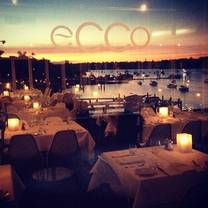 photo of ecco ristorante restaurant