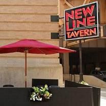 photo of new line tavern restaurant