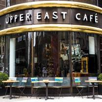 photo of upper east cafe restaurant