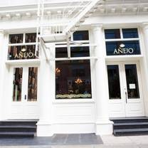 photo of añejo tribeca restaurant