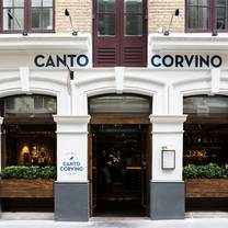 photo of canto corvino restaurant