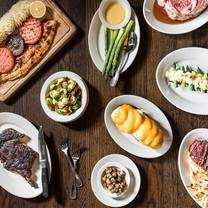 foto von gibsons bar & steakhouse - rosemont restaurant