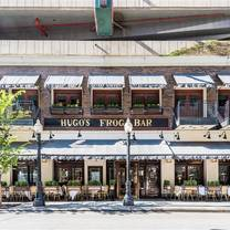 photo of hugo's frog bar & fish house - chicago restaurant