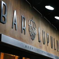 photo of bar lupulus restaurant