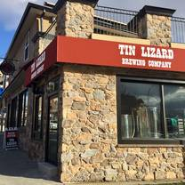 photo of tin lizard brewing co restaurant