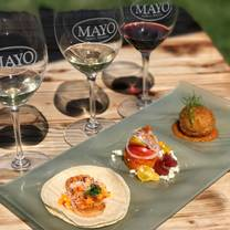 photo of mayo reserve room - mayo family winery restaurant