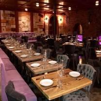 photo of violette's cellar restaurant
