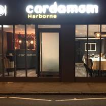photo of cardamom restaurant