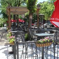 photo of brownstone restaurant