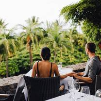 photo of the restaurant at hotel wailea restaurant