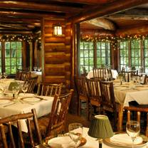 photo of log haven restaurant