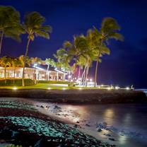 photo of beach house restaurant- kauai restaurant