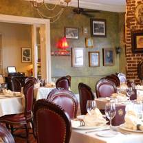photo of muriel's jackson square restaurant