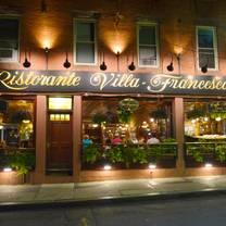 photo of villa francesca restaurant