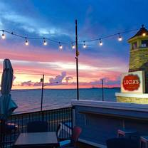 photo of lucia's on the lake restaurant