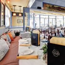 photo of coles 735 main restaurant