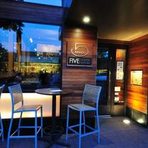 photo of 5 fusion & sushi bar restaurant