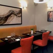 photo of goosefoot restaurant