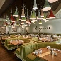 photo of honey salt - parq vancouver restaurant