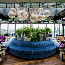 photo of 12th knot at sea containers london (formerly rumpus room) restaurant