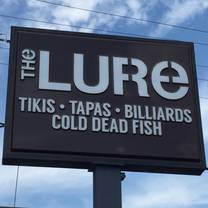 photo of lure restaurant-south tampa restaurant