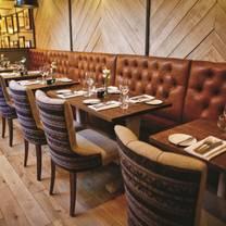 photo of the white oak restaurant