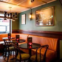foto von bow lane restaurant