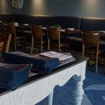 photo of cosmos greek kitchen restaurant