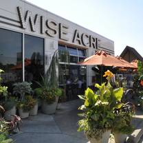 photo of wise acre eatery restaurant