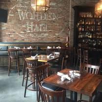 photo of worden hall restaurant