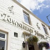 photo of the townhead hotel restaurant