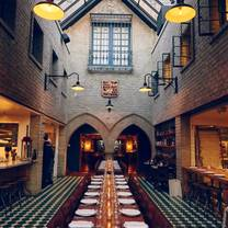 photo of republique restaurant