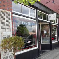 photo of cuvee restaurant