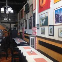 photo of dali modernistic tapas restaurant