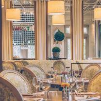 photo of print works bistro restaurant